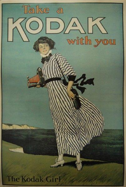 Inspired: The Kodak Girl | Reghan Skerry