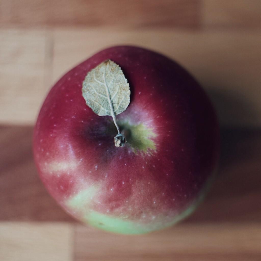 Apple. Photo by Reghan Skerry.